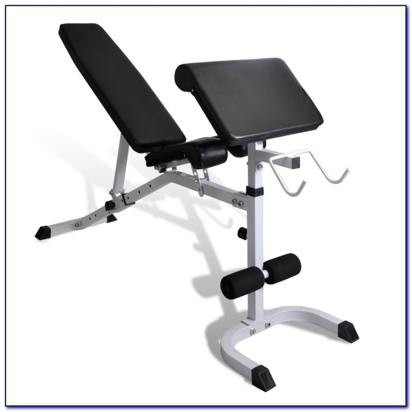 Workout Benches With Weights