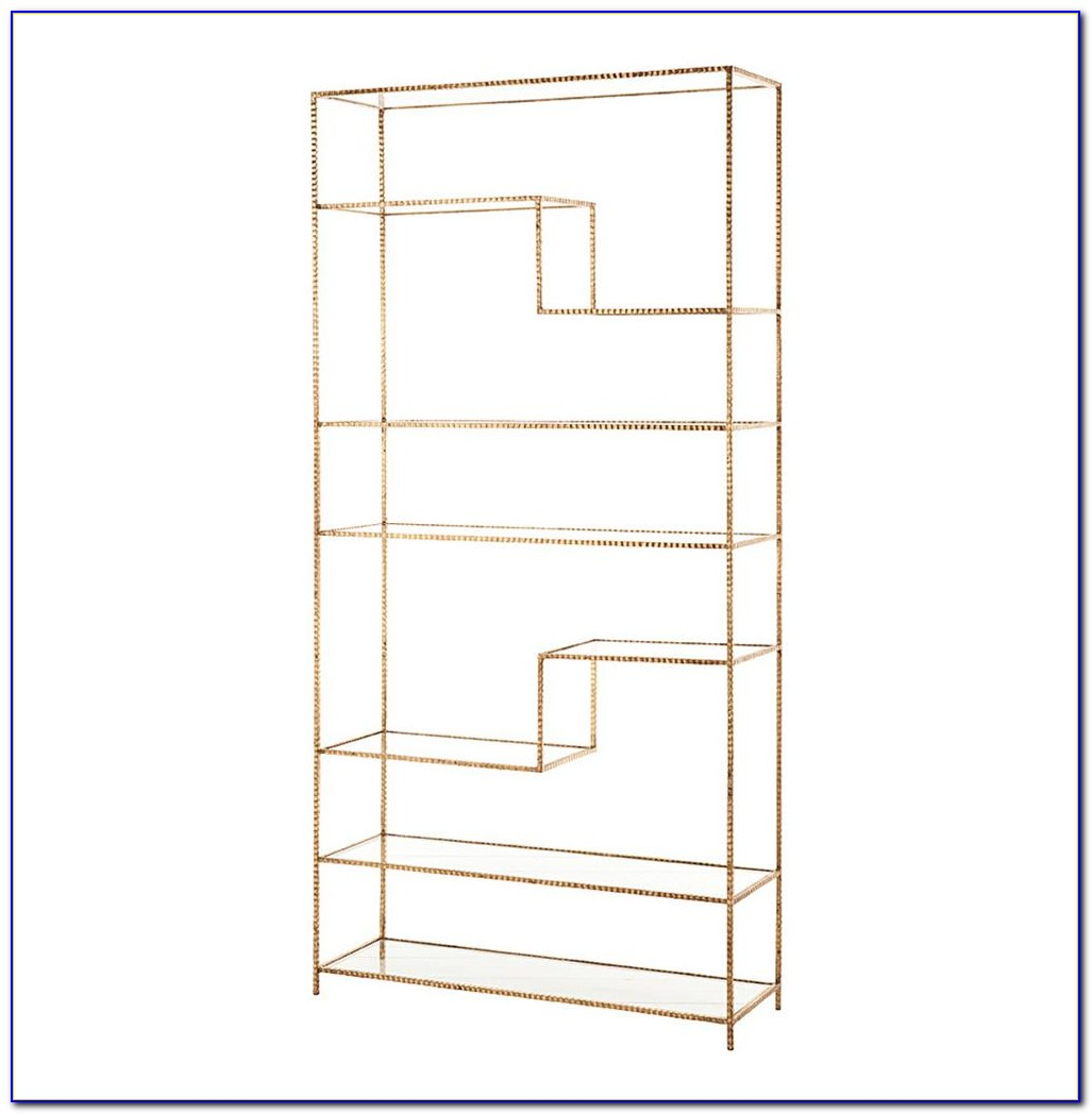 Wrought Iron Bookcase Furniture