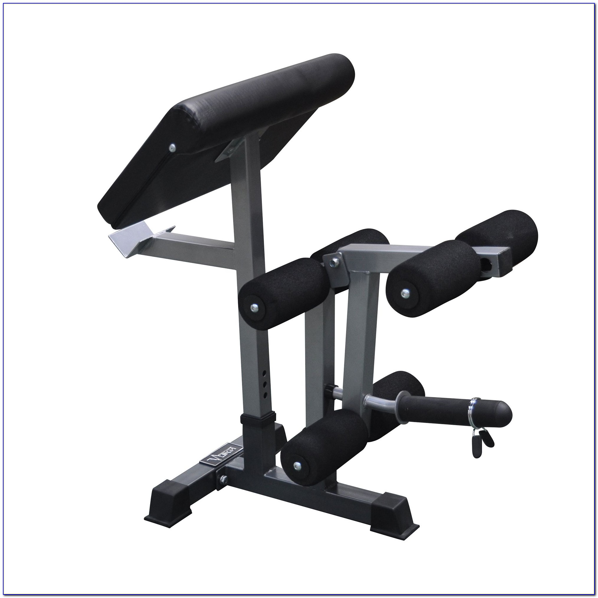 Xmark International Olympic Weight Bench With Leg And Preacher Curl Attachment