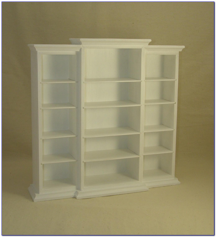 12 Inch Corner Bookcase