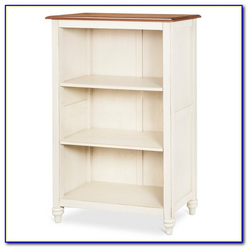 3 Shelf White Bookcase Target