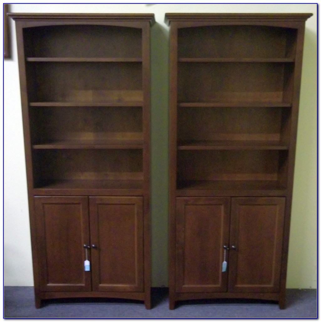 72 Inch Bookcase With Doors
