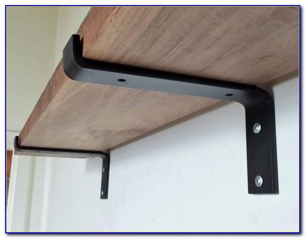 Adjustable Bookcase Shelf Supports
