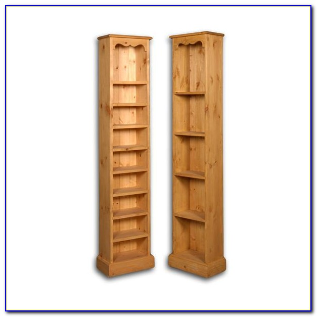 Anna Tall Narrow Bookcases