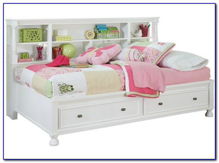 Ashley Bookcase Bed