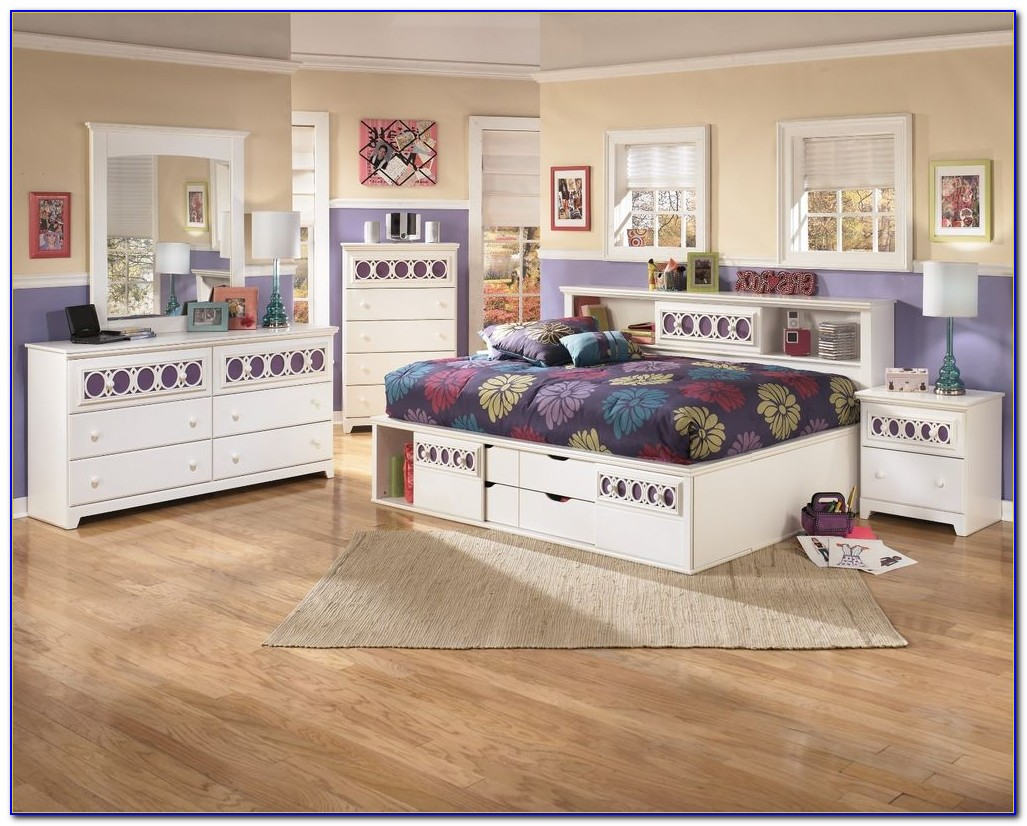 Ashley Furniture Bookcase Bed