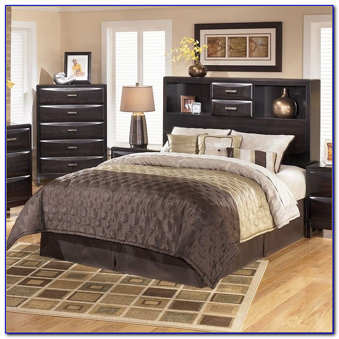 Ashley Furniture Zayley Bookcase Bed