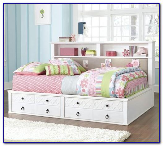 Ashley Rowley Full Bookcase Bed