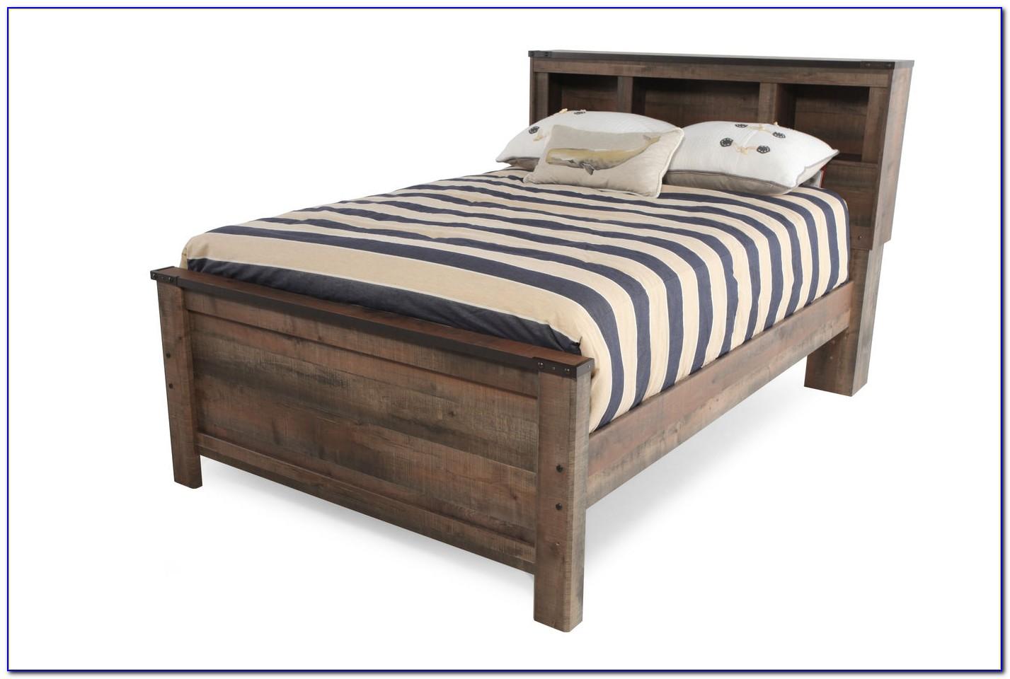 Ashley Zayley Bookcase Bed