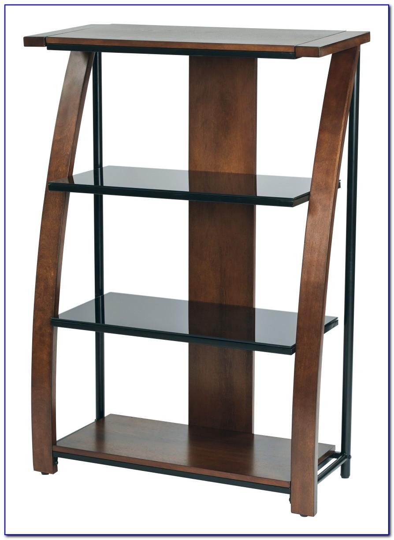 Billy Bookcase Glass Shelves