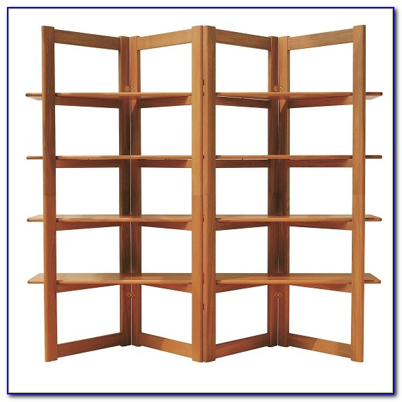Billy Bookcases As Room Dividers