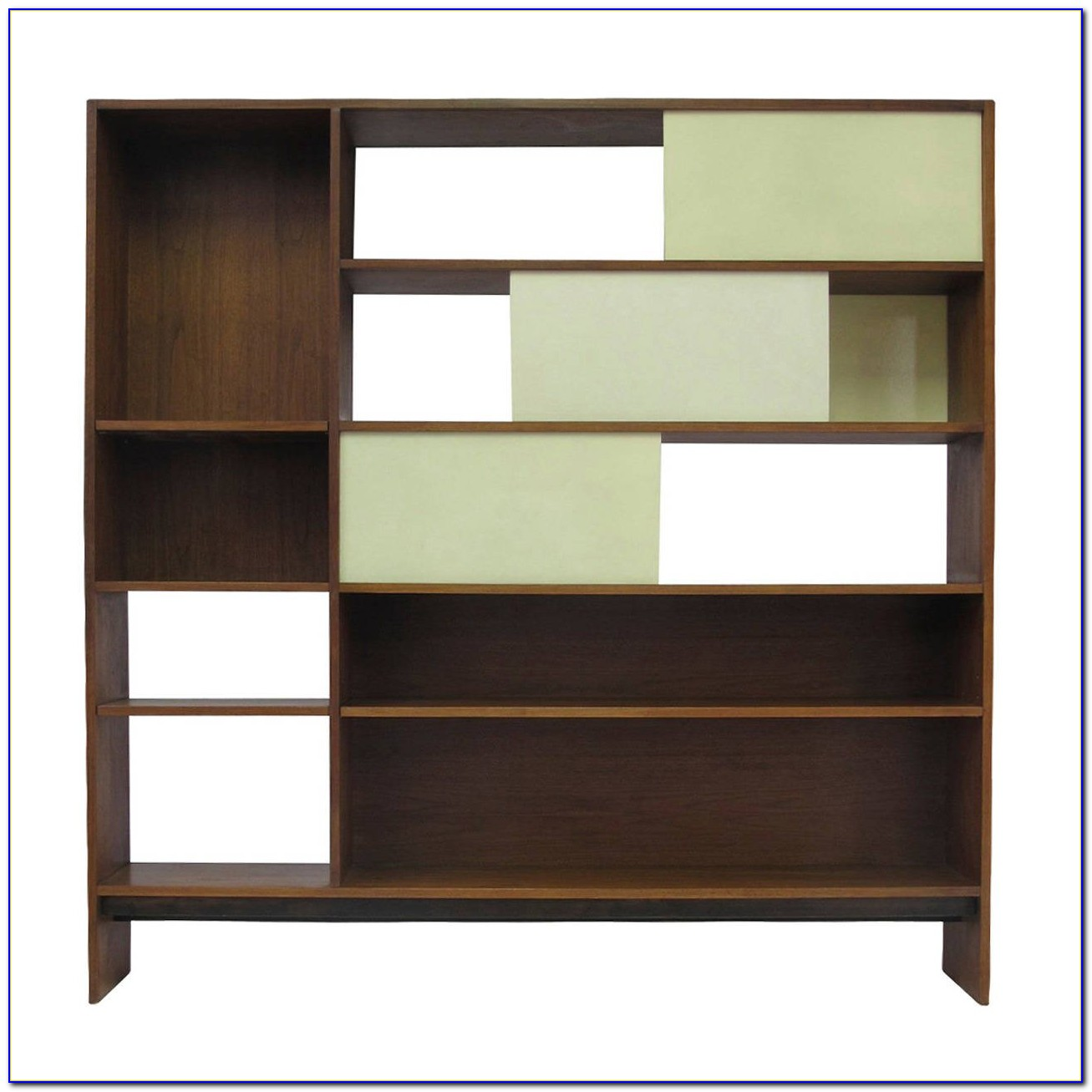 Bookcase As Room Divider