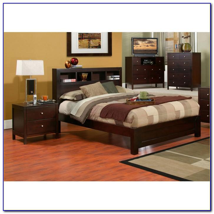 Bookcase Bedroom Furniture Sets