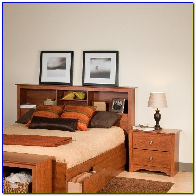 Bookcase Bedroom Sets King