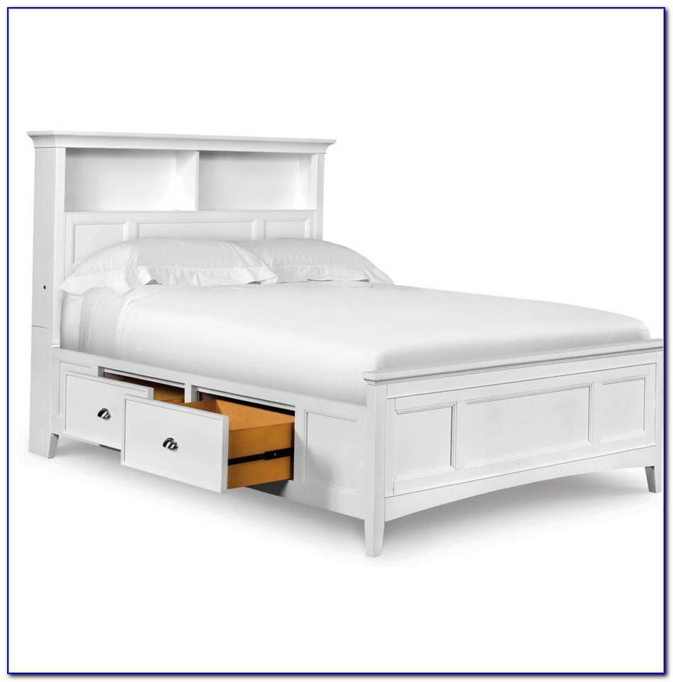Bookcase Beds Full Size