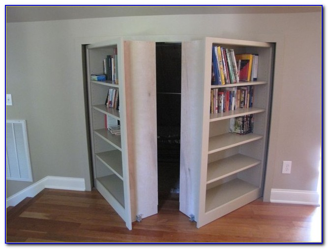 Bookcase Door Hardware