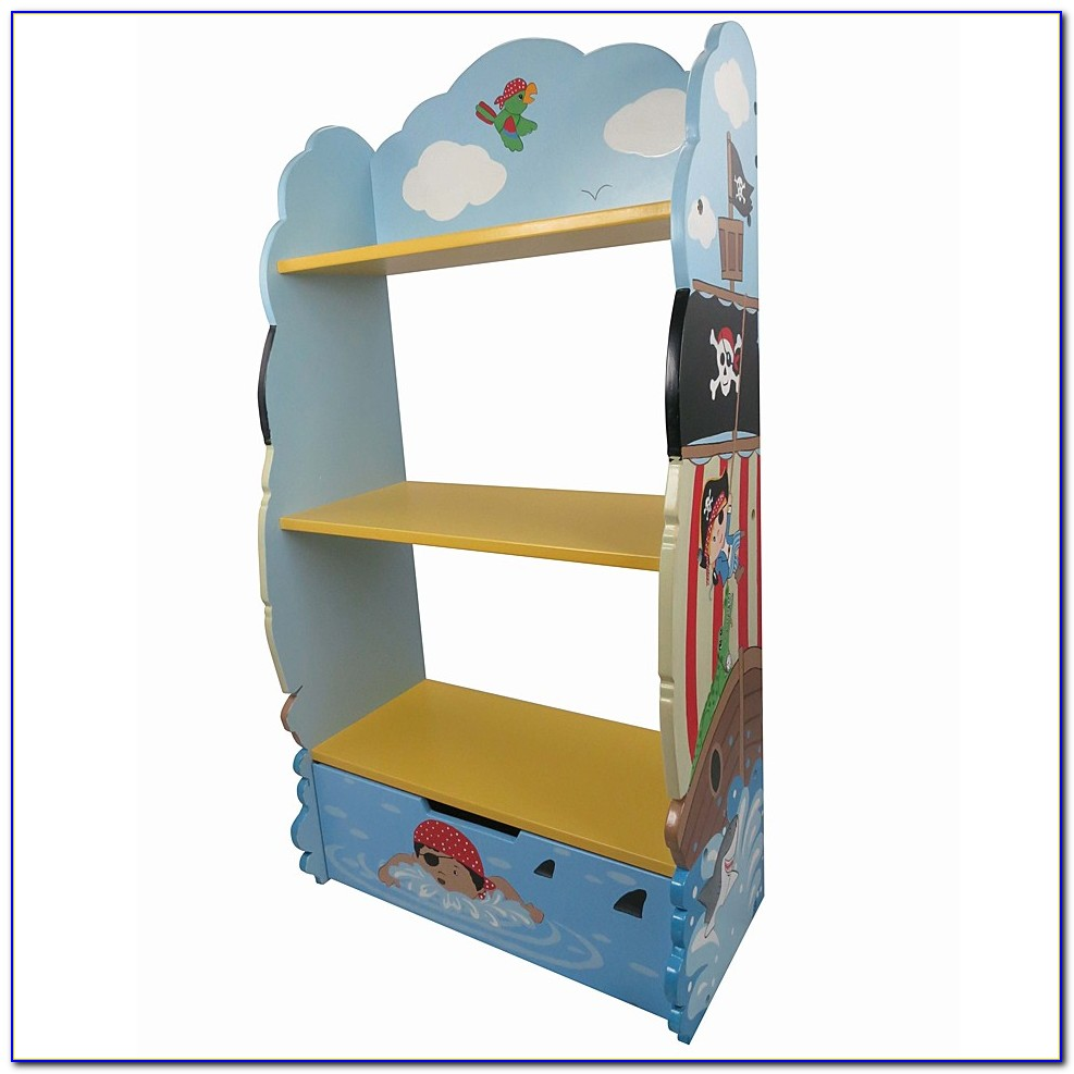 Bookcase For Boys