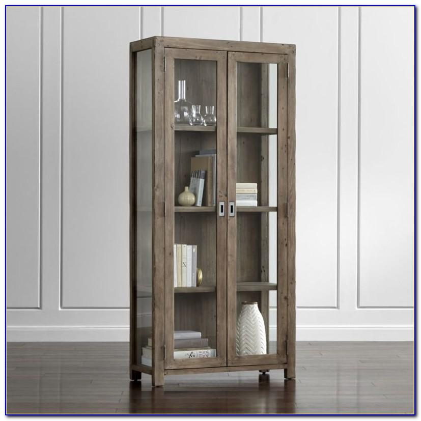 Bookcase Glass Doors Target