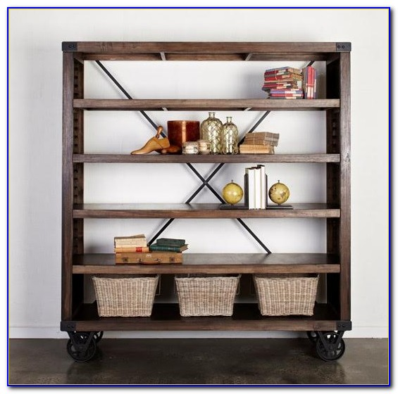 Bookcase On Casters Uk