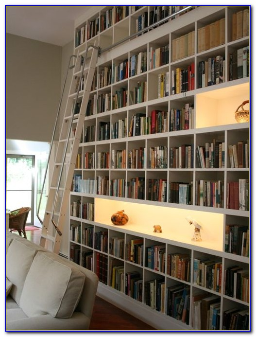 Bookcase Rolling Ladder Hardware