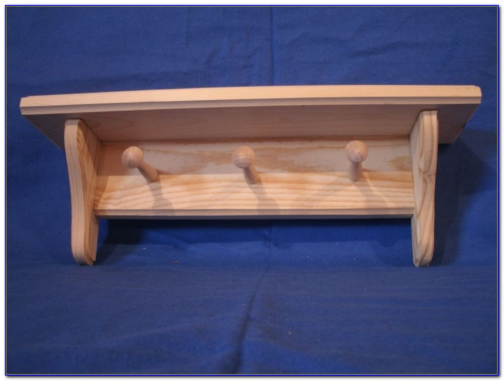 Bookcase Shelf Support Pegs