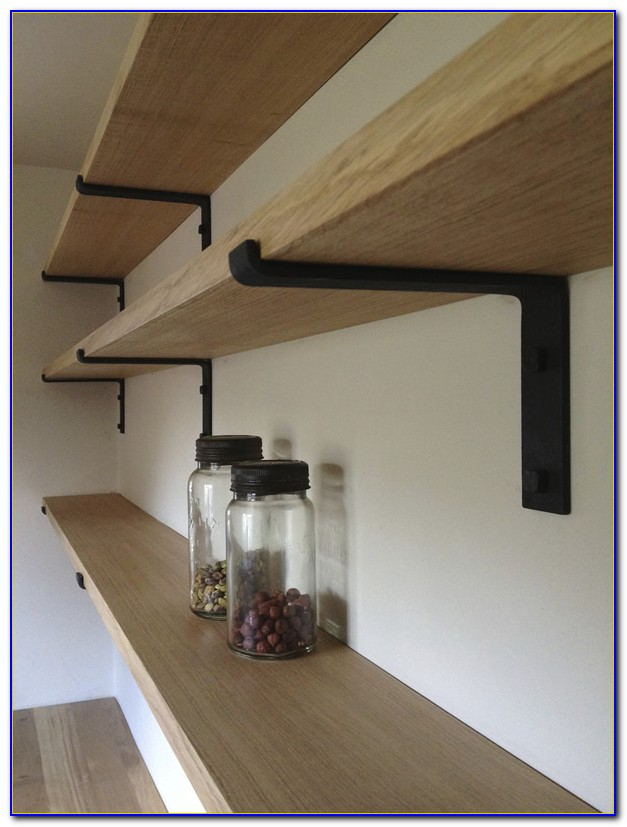 Bookcase Shelving Supports
