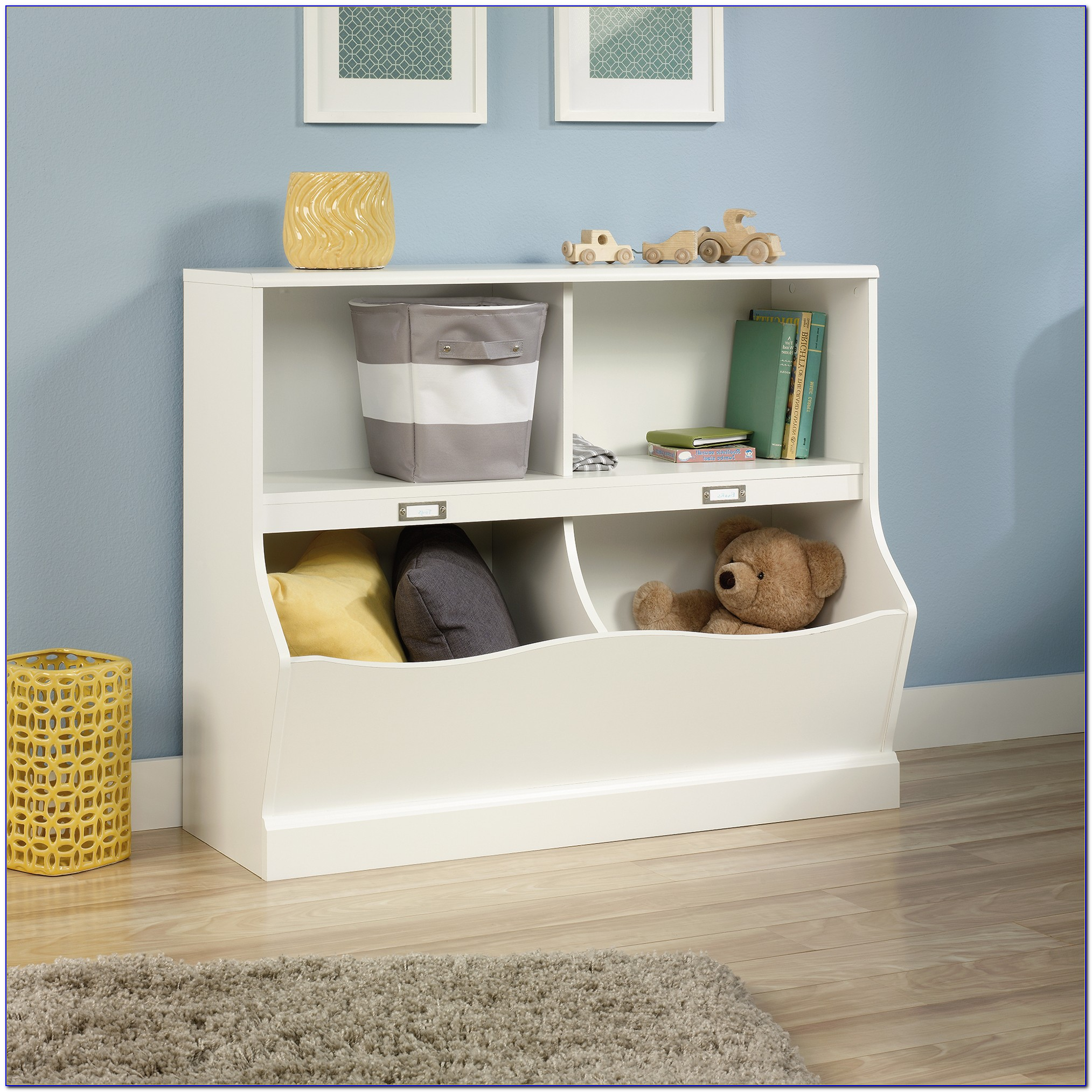 Bookcase Toy Storage