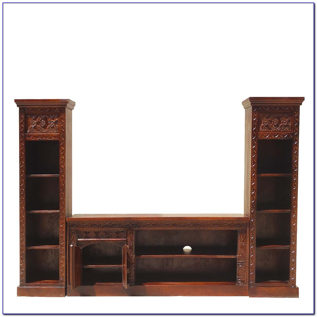 Bookcase Tv Stand Unit