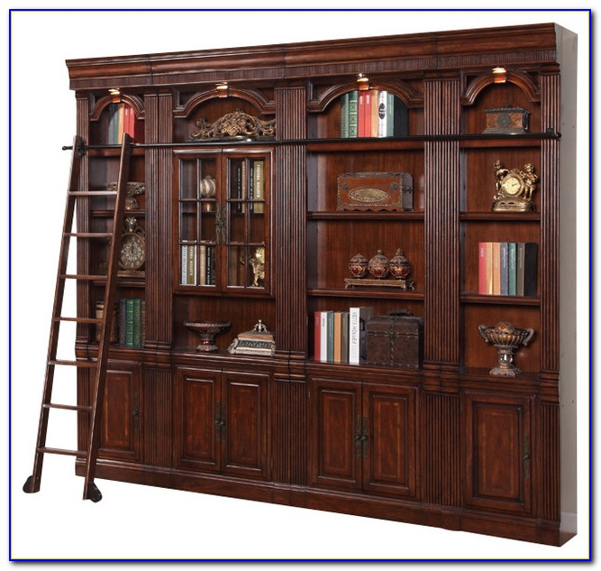 Bookcase Wall Units