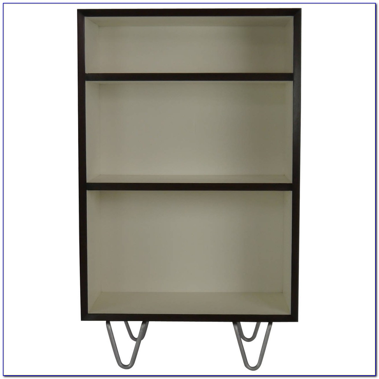 Bookcase With Curved Legs