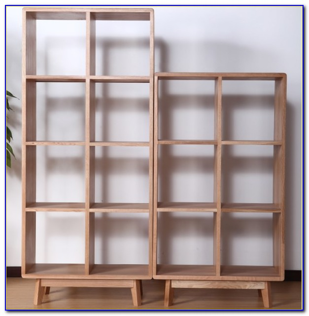 Bookcase With Locking Glass Doors