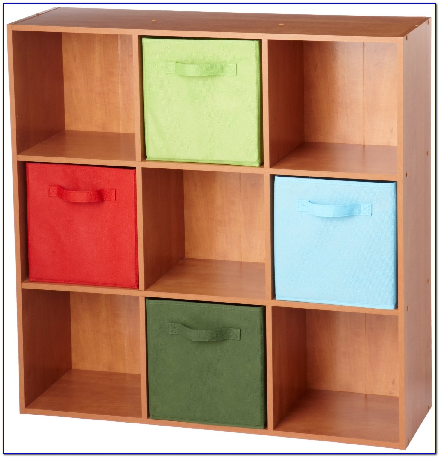 Bookcase With Storage Box