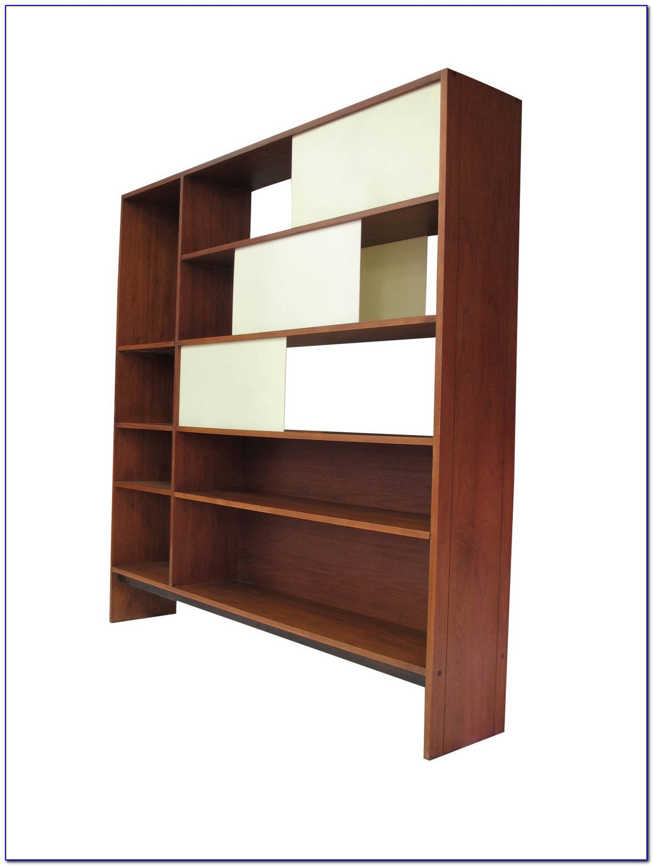 Bookcases As Room Dividers