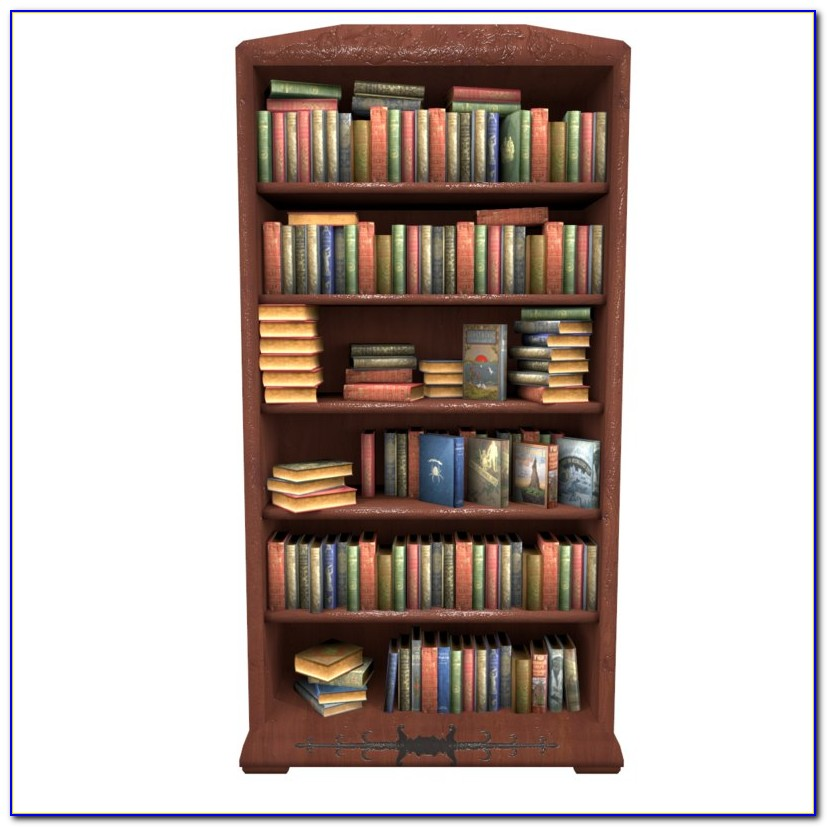 Bookshelf Or Bookcase
