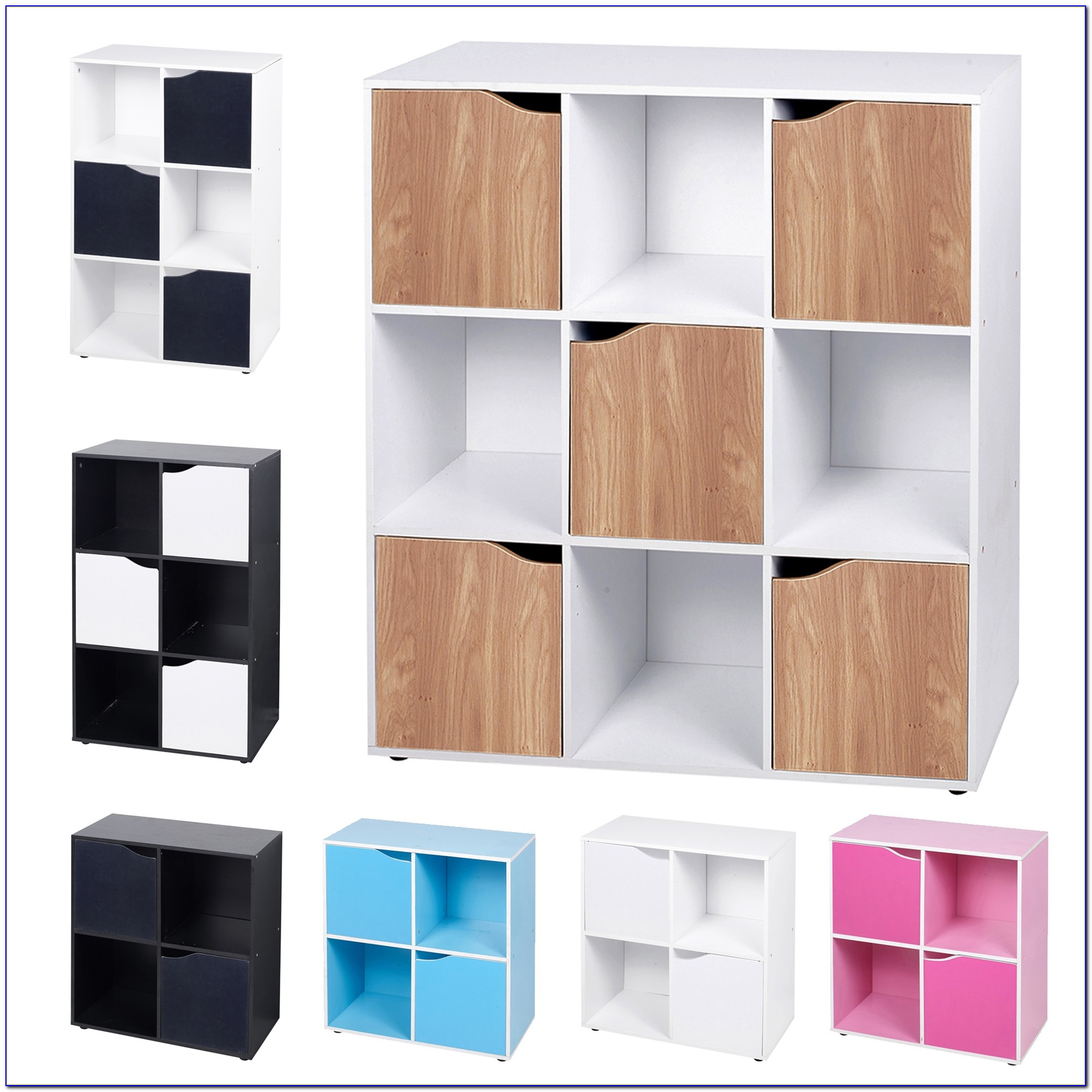 Bookshelves Shelving Unit
