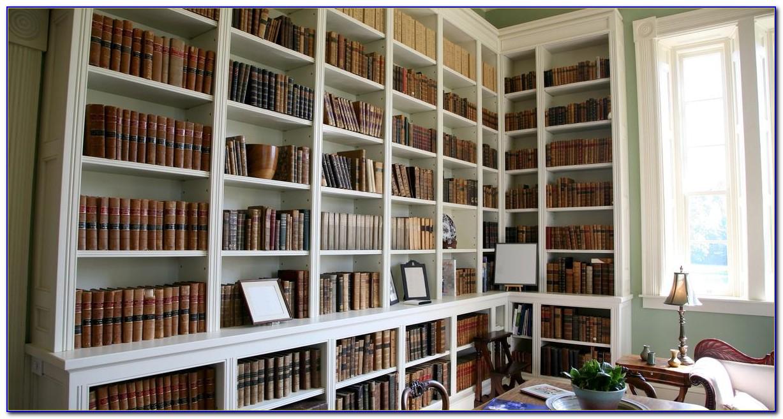 Build Bookcase Wall Unit