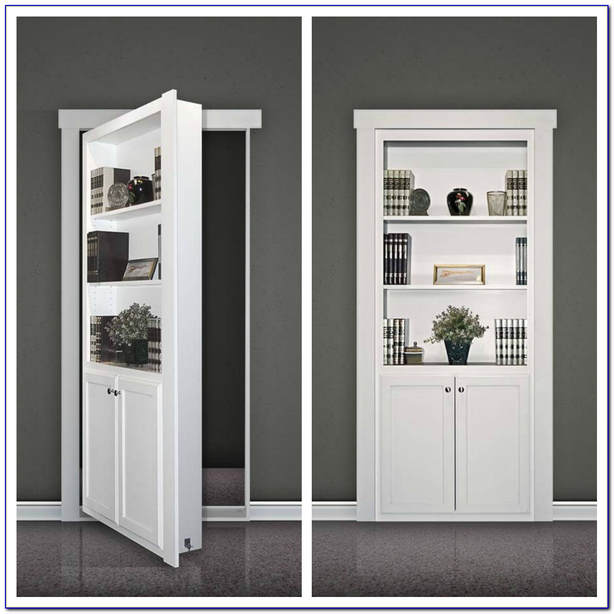 Build Bookcase With Cabinets