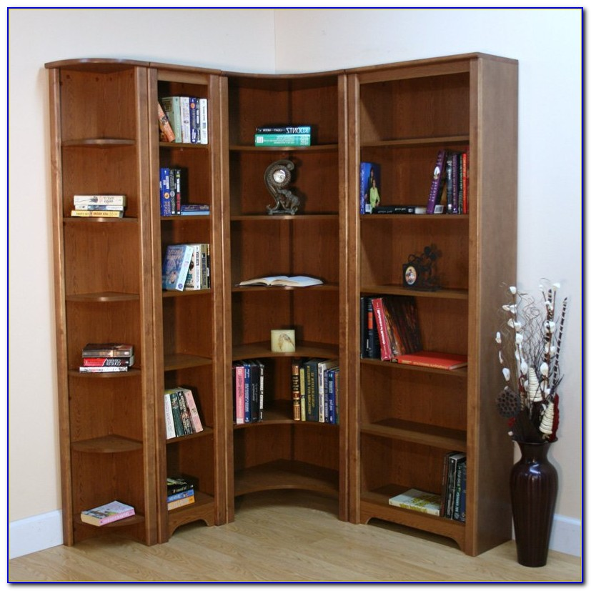 Build Your Own Bookcase Wall