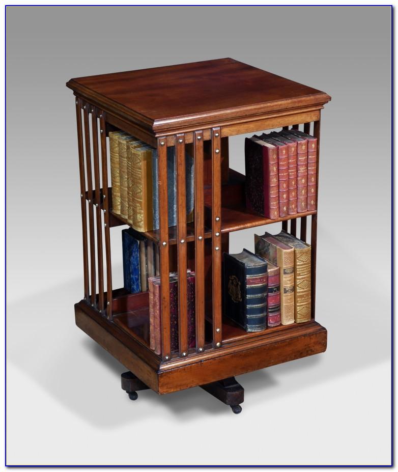 Carousel Revolving Bookcase Ebay
