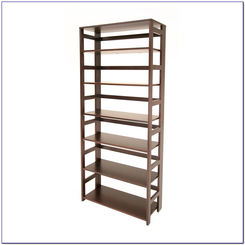 Charlotte Six Shelf Bookcase