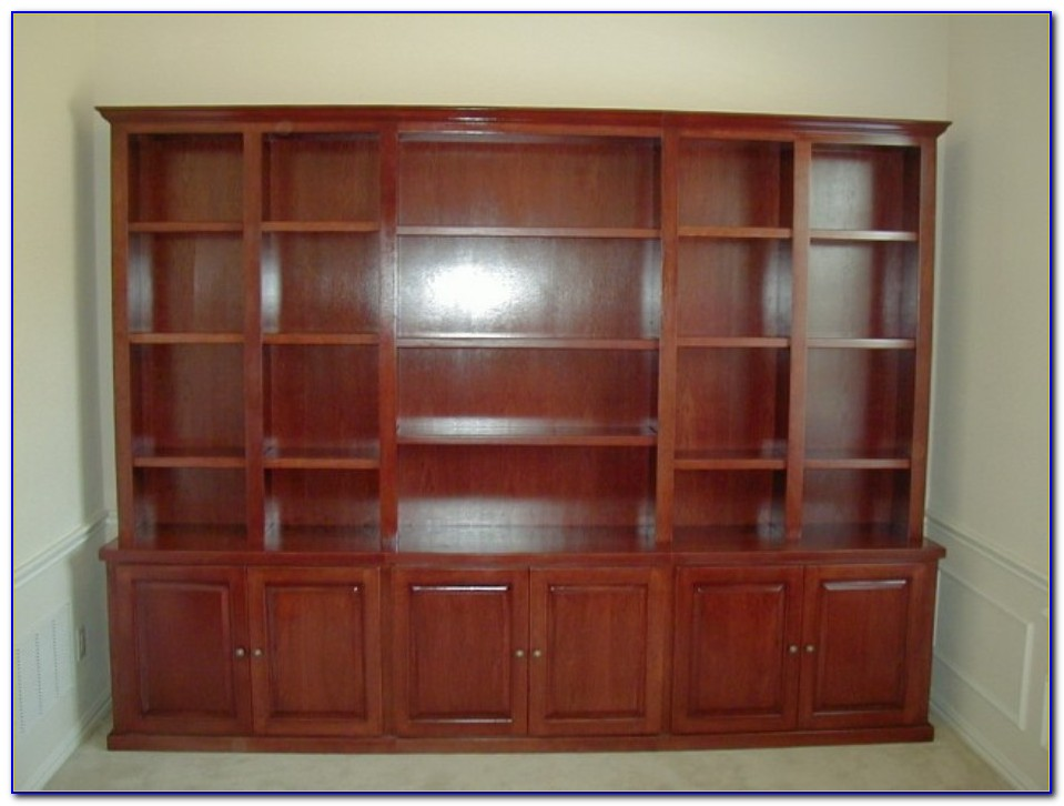 Cherry Wood Bookcases Uk