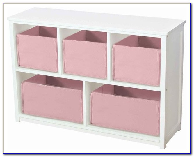 Children's Bookcase Storage Display