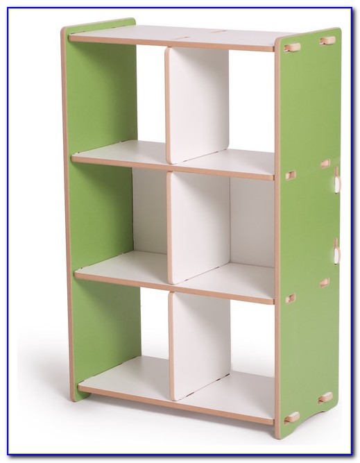 Children's Bookcase Storage Unit