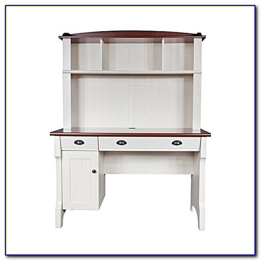 Children's Corner Desk With Hutch