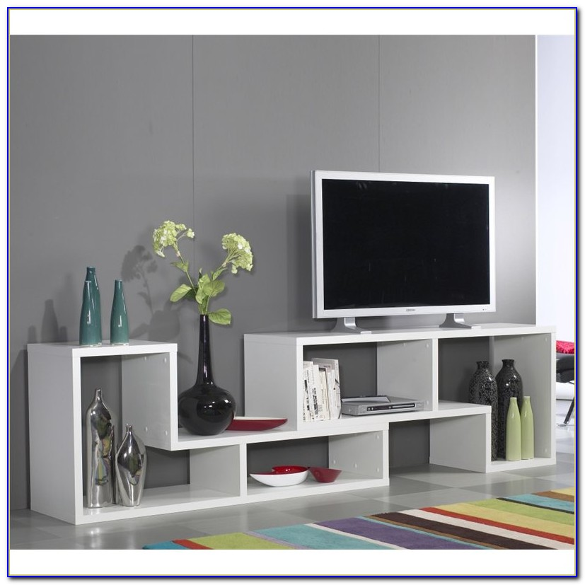 Corner Tv Stand And Bookcase