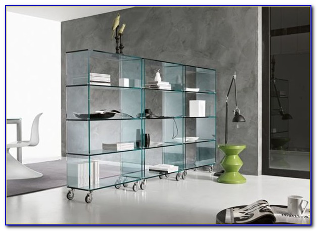 Costco Bookcase Glass Shelves