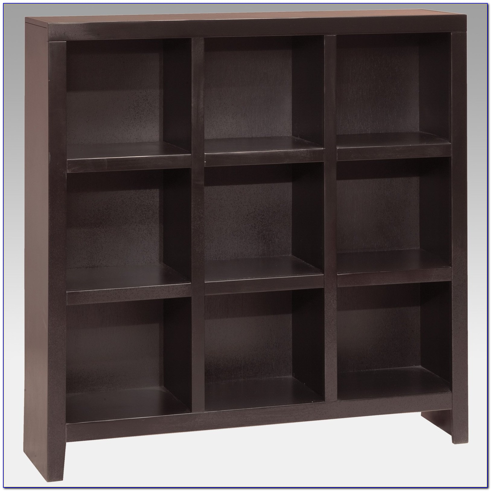 Cube Bookcase Wood