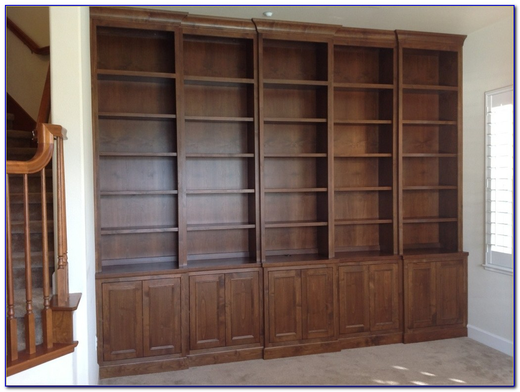 Custom Built Bookcases Melbourne