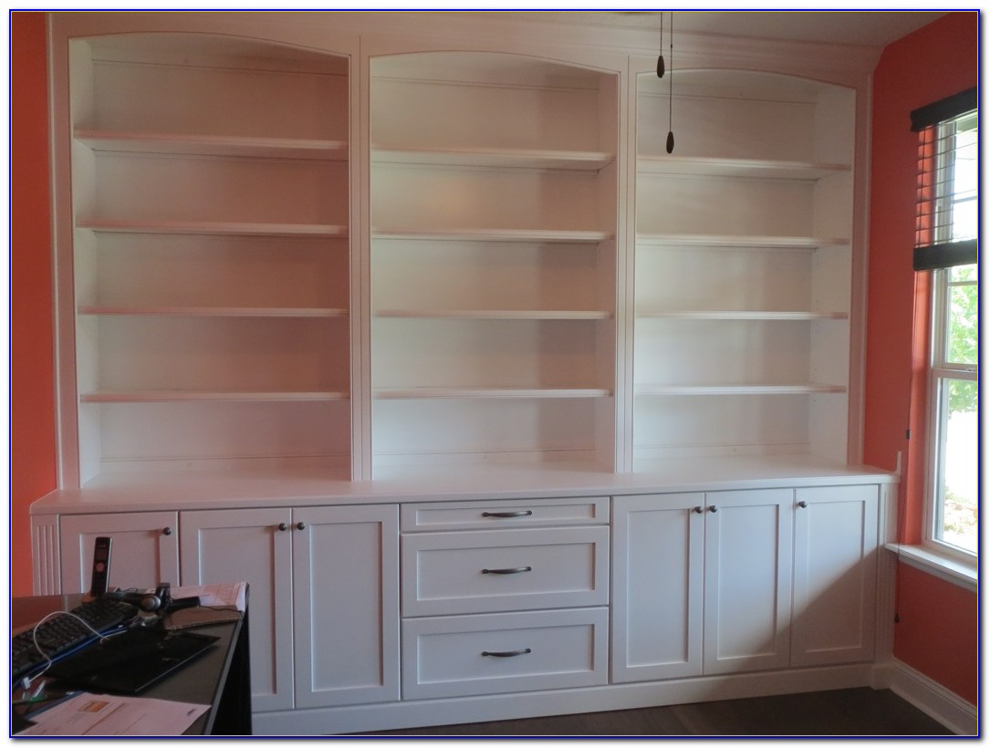 Custom Built In Bookcases Nyc