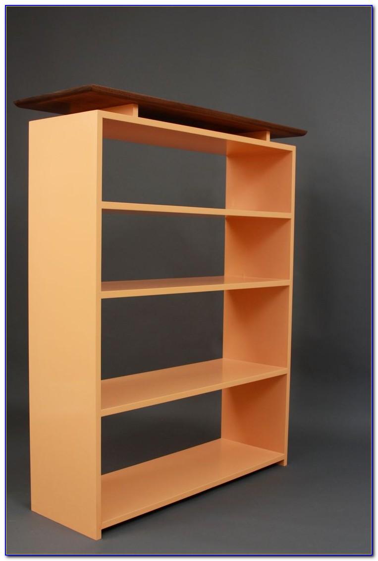 Custom Wood Bookshelves